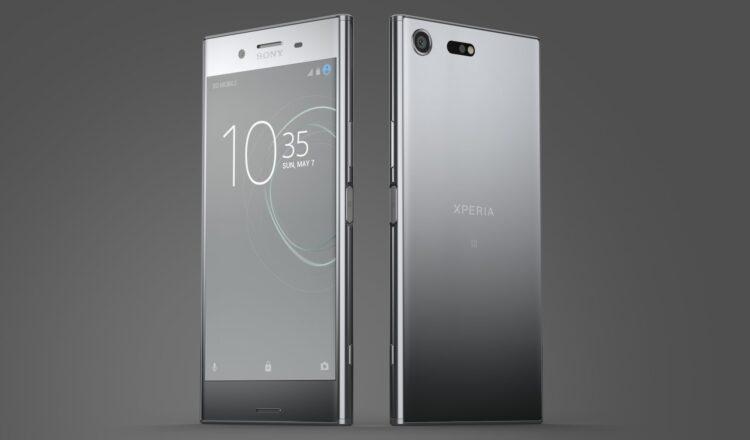 To Xperia XZ Premium -εδώ σε μεταλλικό γκρι χρώμα- είναι το πρώτο smartphone δυνατότητα λήψης και αναπαραγωγής Super Slow video.