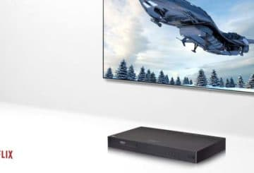 To Multi HDR 4Κ Blu-ray player LG UP970 υποστηρίζει HDR10 και Dolby Vision. (φωτό: LG)