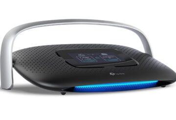 Το router TP-Link SR20 έχει ρόλο IoT Hub στο TP-Link Smart Home (φωτό: TP-Link)