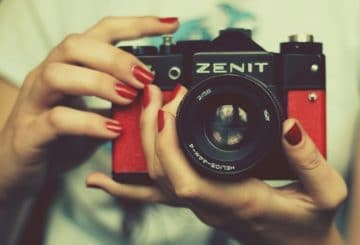 Μια Zenit Mirrorless κάμερα πλήρους καρέ θα παρουσιαστεί μέσα στο 2018. (φωτό: freegreatpicture.com)