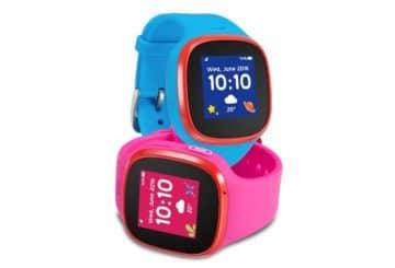 To ΤCL Movetime Family Watch MT30 είναι ένα smartwatch που μπορεί να συμβάλει στον τομέα της ασφάλειας των μικρών παιδιών. (φωτό: TCL Communication)