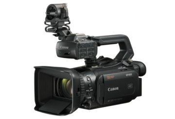 Canon XF405 (φωτό: Canon)