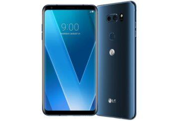 To LG V30 ανακοινώθηκε από την LG στην IFA 2017. (φωτό: LG)