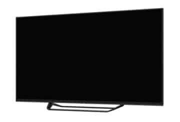 H πρώτη Aquos 8K TV, Sharp LC-70X500 . (φωτό: Sharp)