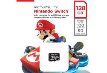Οι Nintendo-Western Digital θα κάνουν διαθέσιμες τις κάρτες SanDisk για Nintendo Switch (φωτό: Nintendo)