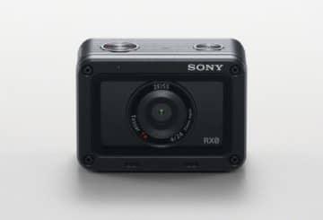 H RX0 είναι η πρώτη σκληρή κάμερα της Sony στη σειρά RX. (φωτό: Sony)