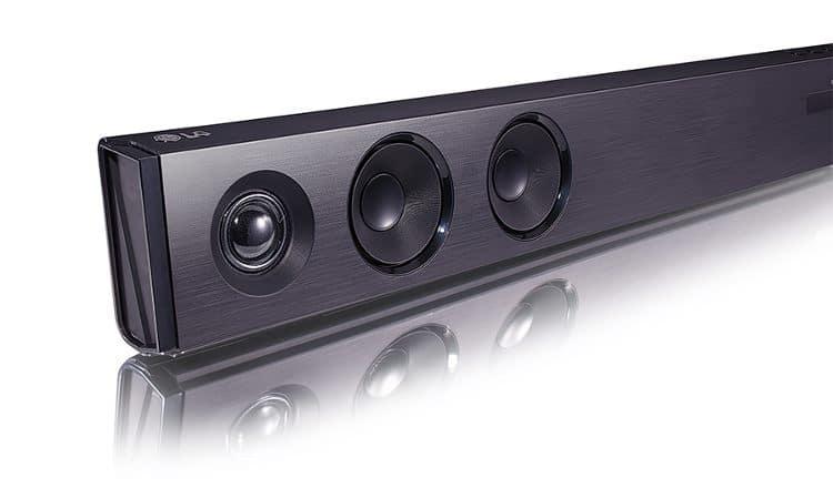 LG SJ3 Sound bar (φωτό: LG)