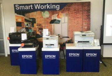 Epson Make the Switch event (φωτό: Epson)