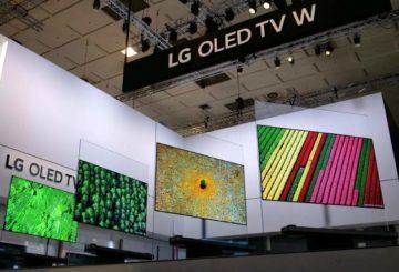 LG Signature OLED TV W Dolby TrueHD