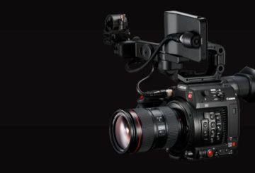Canon EOS C200 (φωτό: Canon)