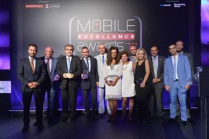 Alpha Bank στα Mobile Excellence Awards 2017