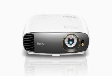 BenQ W1700, native 4k projector
