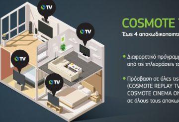 Cosmote TV Multiroom