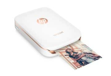HP Sprocket review, printer