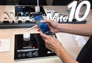 Huawei Mate 10 Series Greece