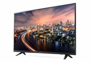 LG UJ620V TV