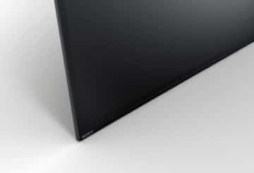 Sony KD-55A1 OLED 4K HDR-TV logo detail