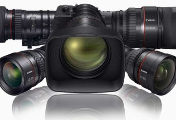 Canon Cine 4K group of lenses
