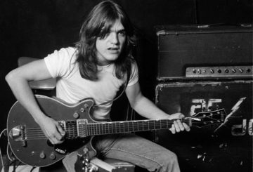 Malcolm Young, ACDC