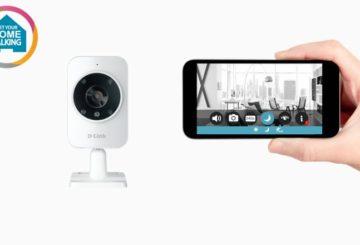 κάμερα παρακολούθησης & mydlink Home Monitor HD-DCS-935L