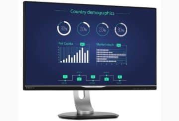 Philips monitor USB-C
