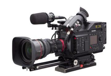 Sharp 8K Camcorder 8C-B60A