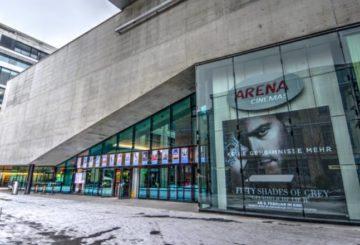 Samsung Cinema LED Europe Zurich