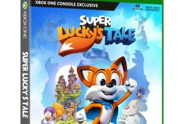 Xbox Super Lucky's Tale