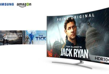 HDR10+ από Samsung και Amazon