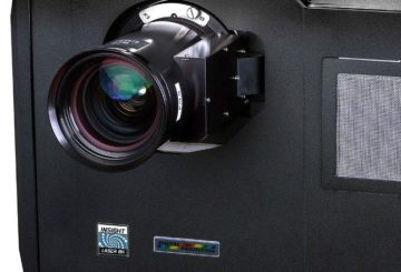 DP Insight Dual 8K laser projector