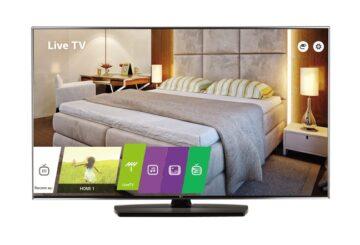 LG ProCentric Smart 4K Hotel TV