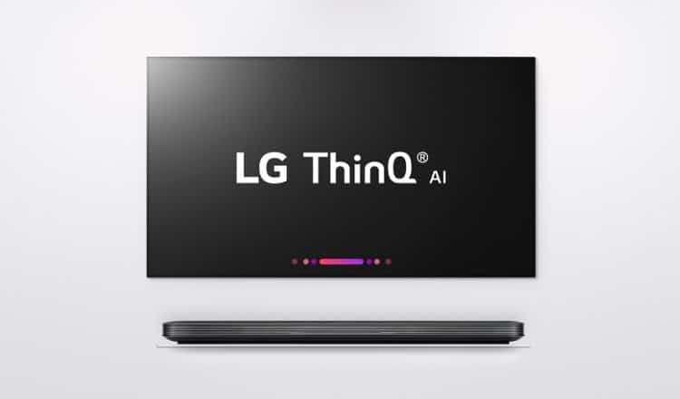 LG ThinQ TV