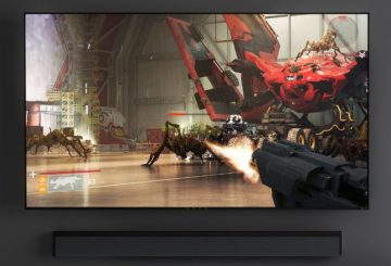Omen X 65 Big Format Gaming Display