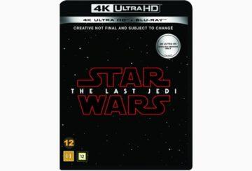 Star Wars - The Last Jedi4K Blu-ray Disc
