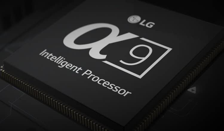 LG a9 processor