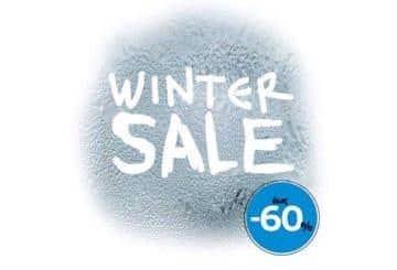 Χειμερινές εκπτώσεις έως και 60% στα καταστήματα Wind