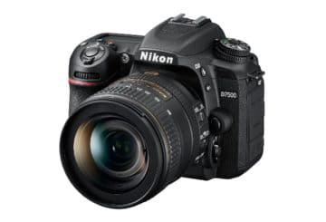 Nikon D 7500 16-80mm -if-design-award-2018