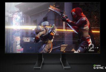 Acer Predator BFGD με οθόνη 65 ιντσών και Nvidia G-Sync