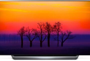 LG OLED C8 4k oled tv.