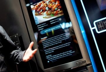 LG -The kitchen of the future photo