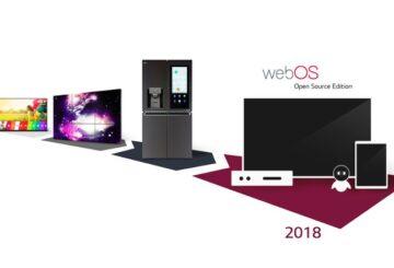 lg-webos open source global platform
