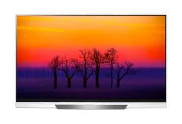 LG OLED Ε8 4K TV.