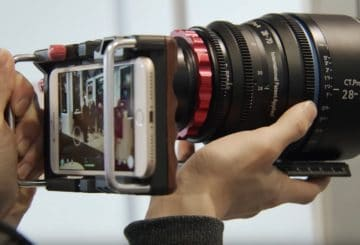 dslr smartphone lens adaptor