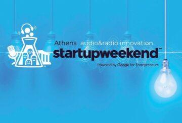 Startup Weekend Athens Audio & Radio