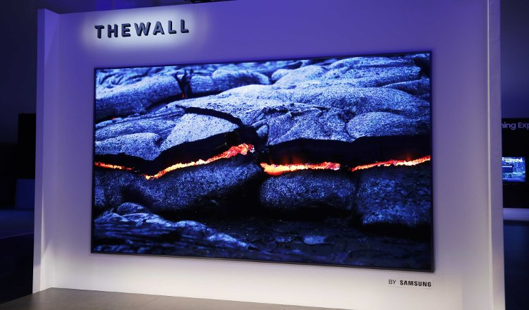 the wall microled 146""