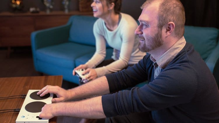 xbox adaptive controller players