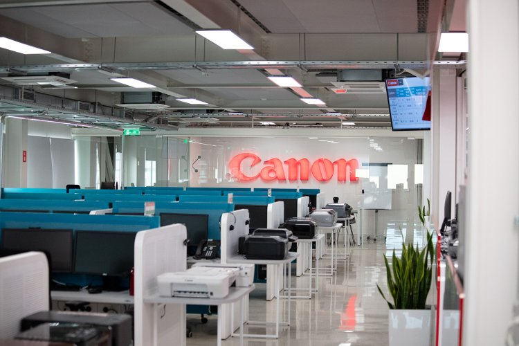 Canon support Athens