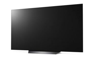 LG B8 4K OLED TV