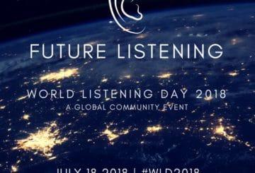 Παγκόσμια Ημέρα Ακρόασης 2018