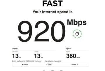 Ταχύτητα Internet - τι σημαίνει unloaded latency / loaded latency